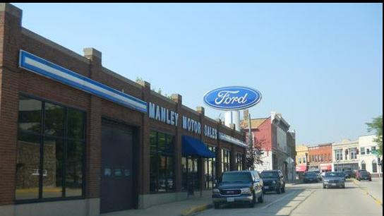 Manley's Belvidere Ford Lincoln 1
