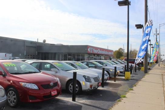 Your Choice Auto Sales >> Your Choice Auto Sales Car Dealership In Markham Il 60428