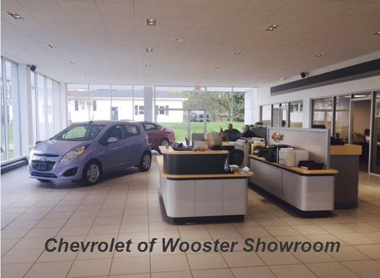 Chevrolet of Wooster 1