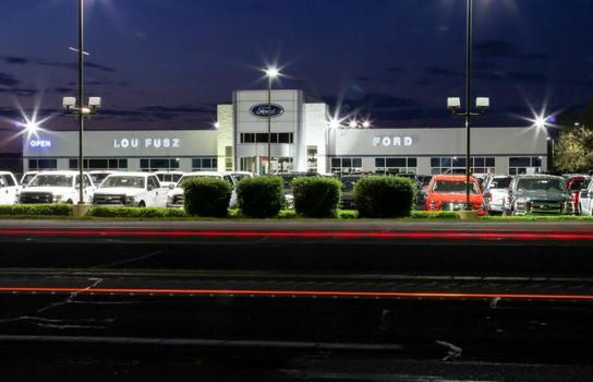 lou fusz ford car dealership in chesterfield mo 63005 kelley blue book. Black Bedroom Furniture Sets. Home Design Ideas