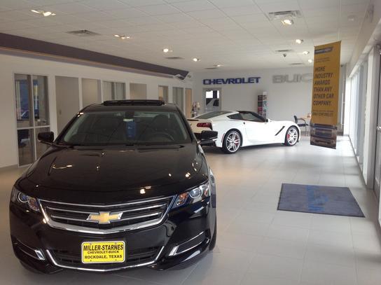 Miller Starnes ChevroletBuick Car Dealership In Rockdale TX - Buick car dealer