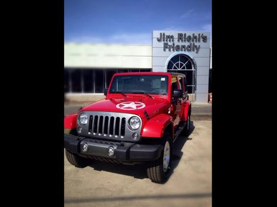 Jim Riehl's Friendly Chrysler Jeep car dealership in ...