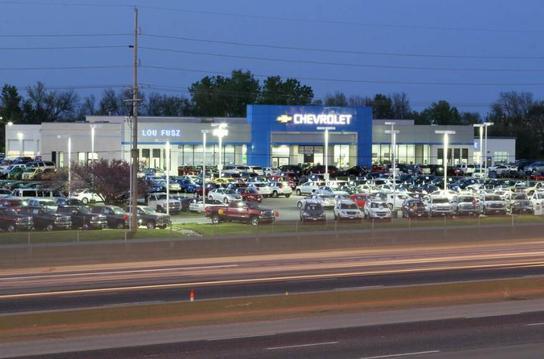 Lou Fusz Chevrolet Car Dealership In Saint Peters Mo 63376 Kelley