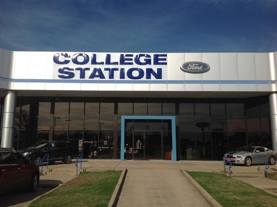 College Station Ford >> College Station Ford Lincoln Car Dealership In College Station Tx