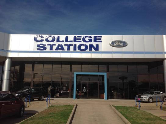 College Station Ford >> Car Dealership Specials At College Station Ford Lincoln In
