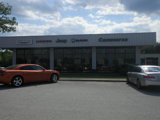 Commerce Chrysler Dodge Jeep RAM 1