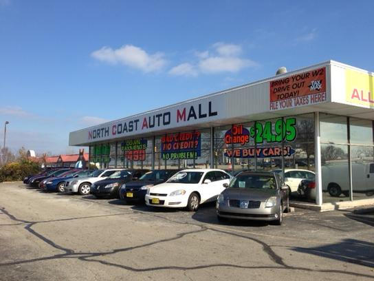 North Coast Auto Mall Of Akron Car Dealership In Akron Oh 44310