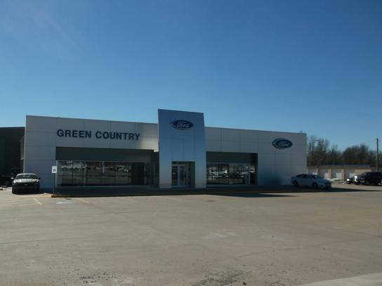 Green Country Ford 2