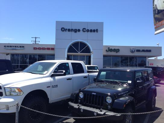 Orange Coast Chrysler Dodge Jeep Ram