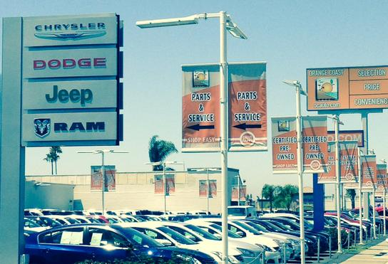 Orange Coast Chrysler Dodge Jeep Ram 1