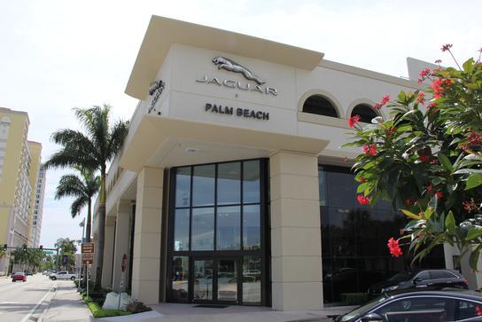 Exceptional Jaguar Palm Beach