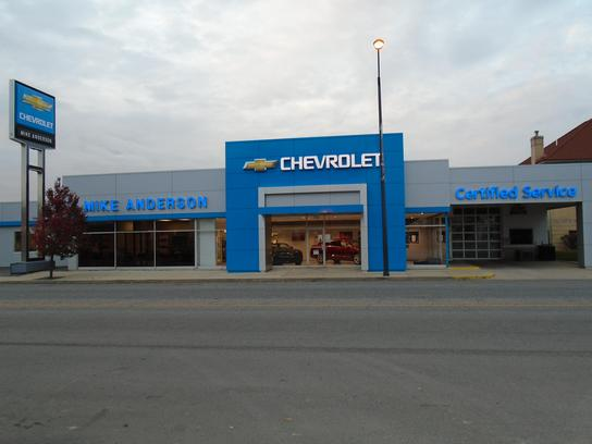 Mike Anderson Chevrolet Gas City