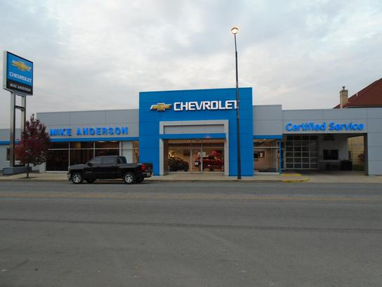 Mike Anderson Chevrolet Gas City 2
