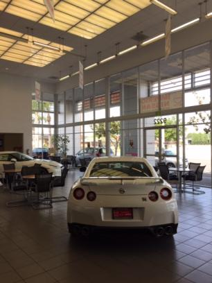 Imperio Nissan of Garden Grove 1