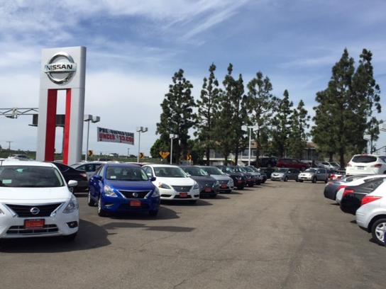 Imperio Nissan of Garden Grove 2