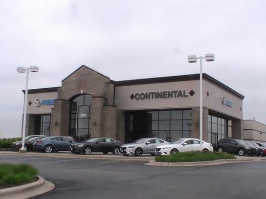 continental mazda of naperville car dealership in naperville il 60540 kelley blue book. Black Bedroom Furniture Sets. Home Design Ideas