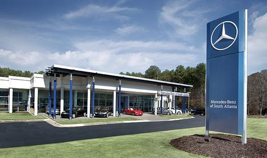 MercedesBenz Of South Atlanta Car Dealership In ATLANTA GA - Www mercedes benz dealers