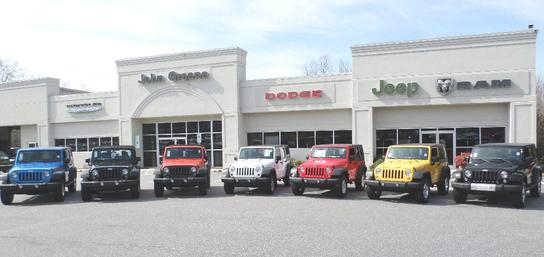 John Greene Chrysler Dodge Jeep