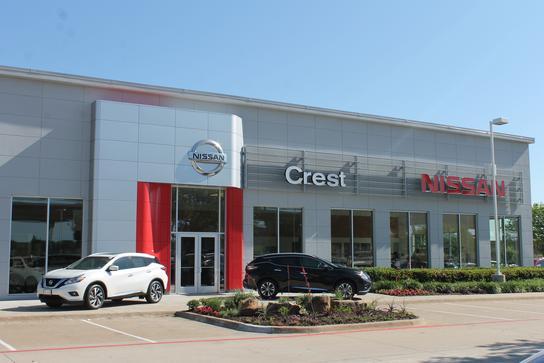 Nissan Dealerships Dfw >> Crest Nissan Car Dealership In Frisco Tx 75034 Kelley