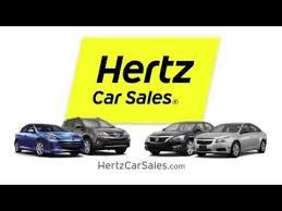 Hertz Car Sales Portland