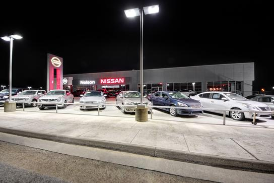 Nelson Nissan car dealership in Broken Arrow, OK 74012 | Kelley Blue