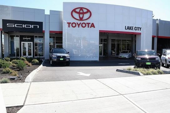 Great Toyota Lake City