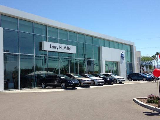 Larry Miller Volkswagen >> Larry H Miller Volkswagen Tucson Car Dealership In Tucson