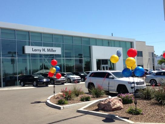Larry H Miller Volkswagen >> Larry H Miller Volkswagen Tucson Car Dealership In Tucson Az 85705