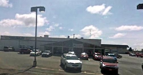 Kim Hansen Chevrolet car dealership in Burley, ID 83318 ...