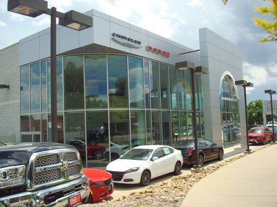 Boulder Chrysler Dodge Ram car dealership in Boulder, CO 80301 ...