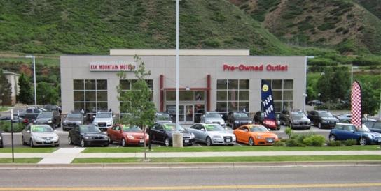 Audi and VW Glenwood Springs 1