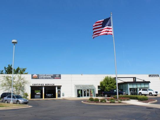 Lafontaine Ann Arbor >> Lafontaine Buick Gmc Of Ann Arbor Car Dealership In Ann
