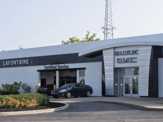 lafontaine buick gmc of ann arbor car dealership in ann arbor, mi