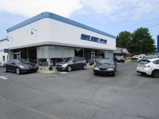 Car Dealerships In Frederick Md: South Street Auto Sales Car Dealership In Frederick, MD