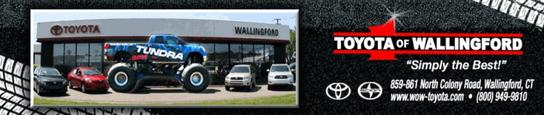 Toyota of Wallingford 1