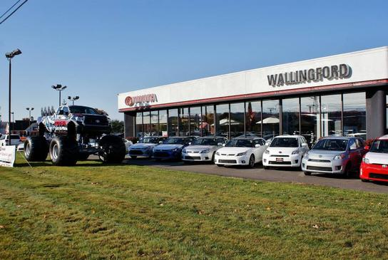 Captivating Toyota Of Wallingford Car Dealership In Wallingford, CT 06492 | Kelley Blue  Book