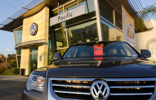 pacific volkswagen car dealership  hawthorne ca  kelley blue book