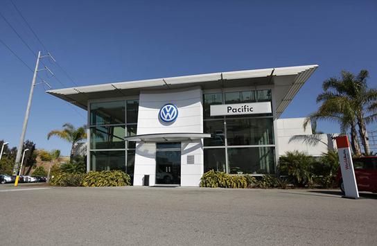 Pacific Volkswagen Car Dealership In Hawthorne Ca 90250