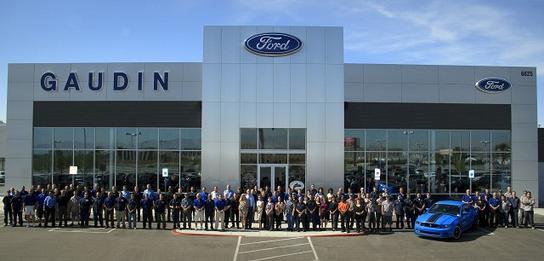 Ford Dealership Las Vegas >> Gaudin Ford Car Dealership In Las Vegas Nv 89118 Kelley Blue Book