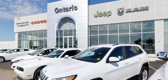 Jeep Chrysler Dodge of Ontario 1