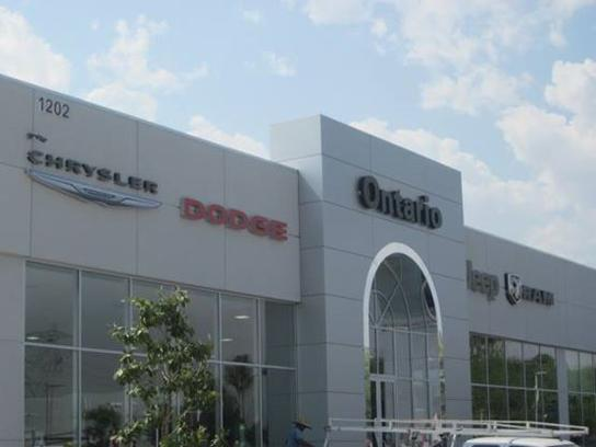 Jeep Chrysler Dodge of Ontario