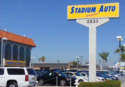 Stadium Auto California 3
