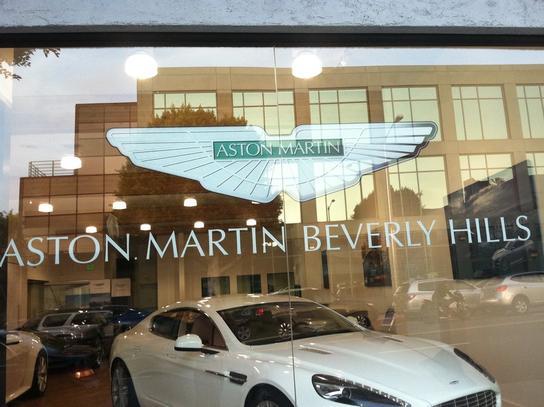 Aston Martin Beverly Hills Car Dealership In BEVERLY HILLS CA - Aston martin beverly hills