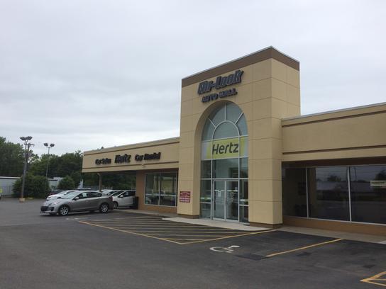 Hertz Car Sales Webster car dealership in WEBSTER, NY 14580