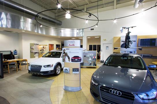 Team Audi Volkswagen Car Dealership In Merrillville In