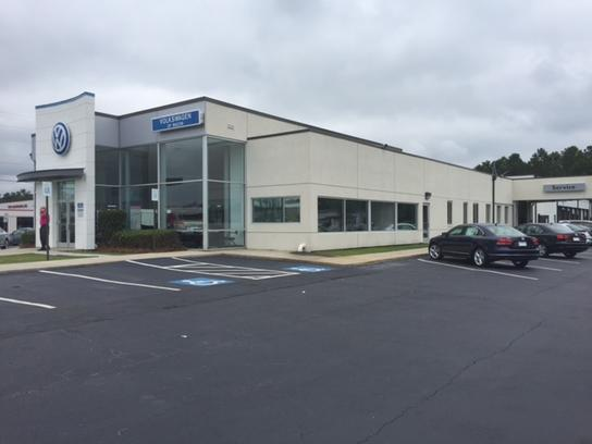 Volkswagen Of Macon Car Dealership In Macon Ga 31210