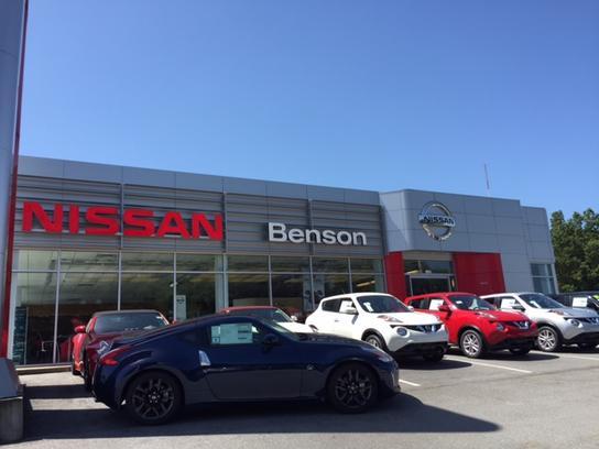 benson nissan of easley car dealership in easley sc 29641 3848 kelley blue book. Black Bedroom Furniture Sets. Home Design Ideas