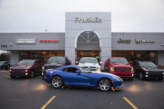 Franklin Chrysler Dodge Jeep Ram car dealership in ...