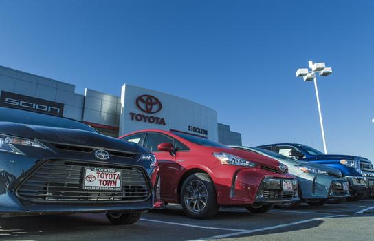 Toyota Town of Stockton 2