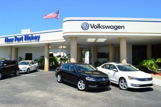 Volkswagen Of New Port Richey